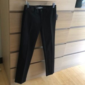 Gap true straight twill pants
